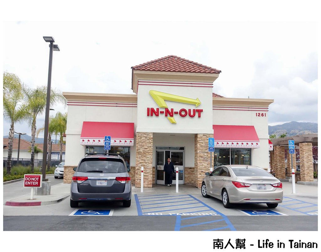美國10日遊-第四天(albertsons超市、IN-N-OUT、DoubleTree by Hilton)