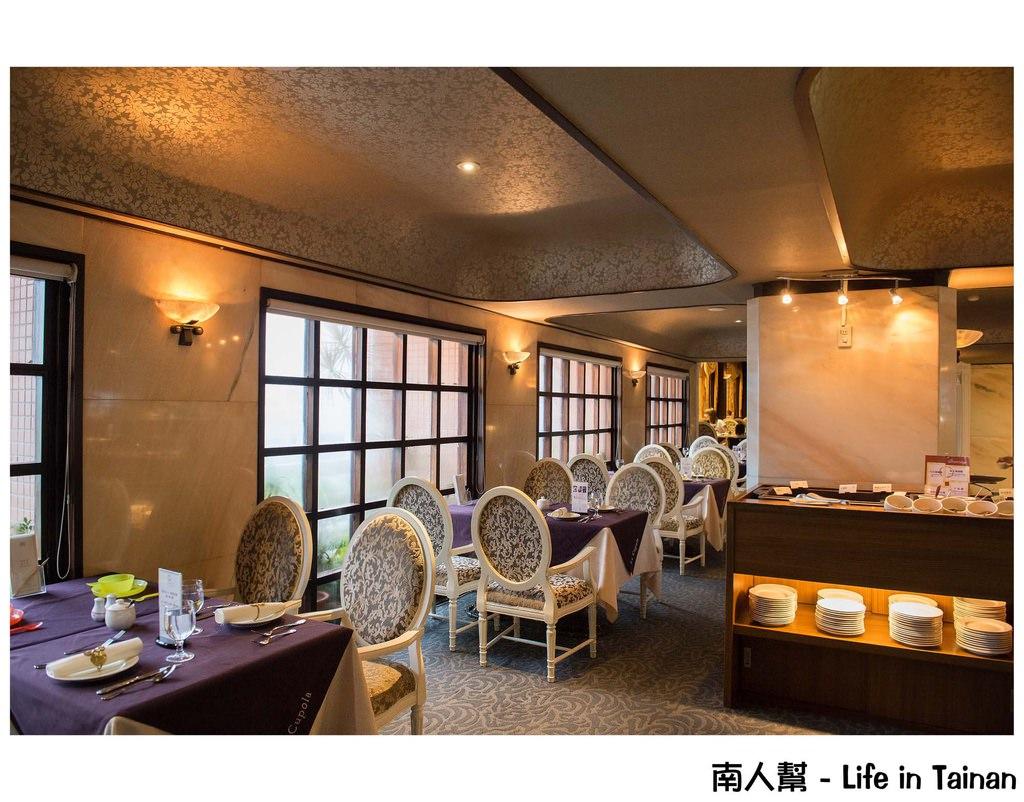 天下飯店圓頂西餐廳