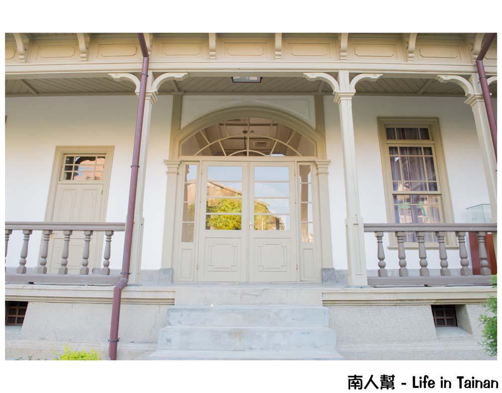 原臺南廳長官邸