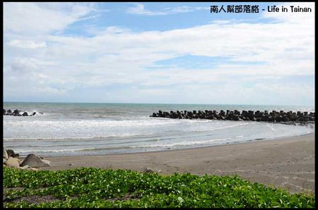 【高雄市茄萣區-景點】濱海海岸(海邊)
