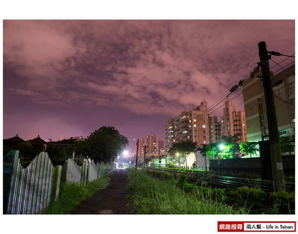【台南市北區-景點】開元國小旁(火車.鐵軌.羊蹄甲.鳳凰樹)