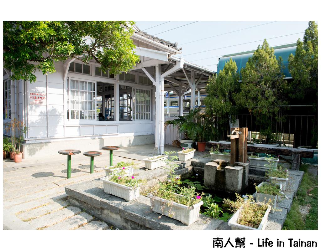 【台南市仁德區-交通】永保安康的#保安車站#