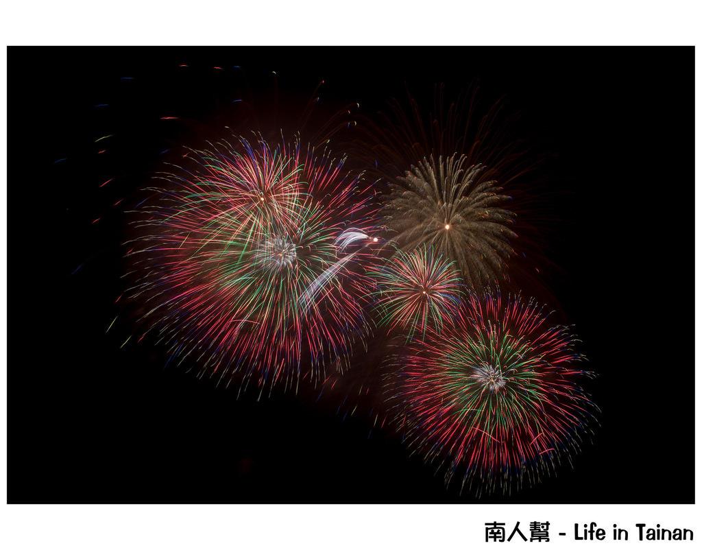 2015聖母廟高空煙火『花火迎春』