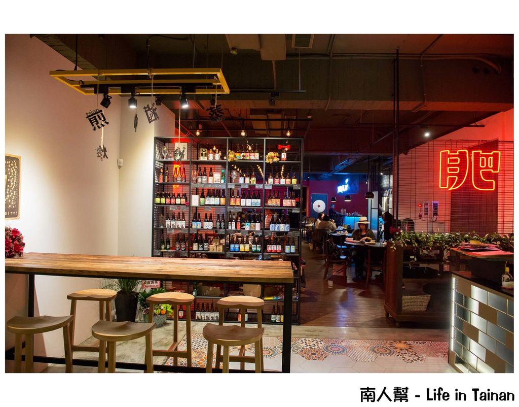 【台南中西區-美食】呷台灣菜、飲台灣酒…ㄟ好所在│台式餐酒館~~肥灶聚場 JOHOJiA